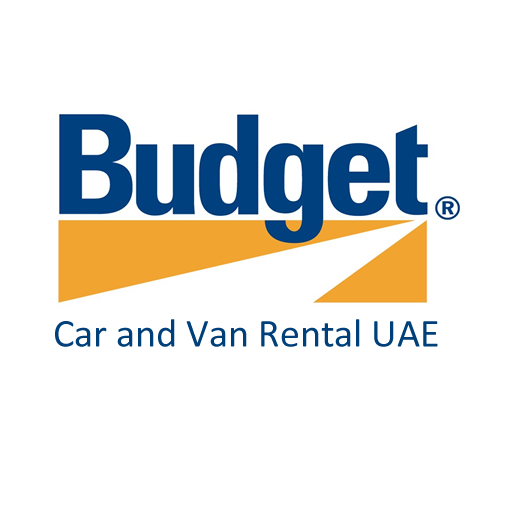 Budget Rent a Car UAE LOGO-APP點子