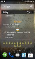 Screenshot of Xday