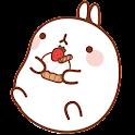 몰랑이도넛 카카오톡 테마 icon