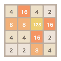 Screenshot of 2048 the game