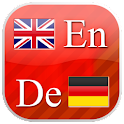 English - German Flashcards icon