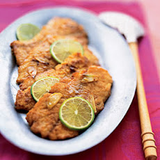 Pan-Seared Tilapia with Mojo