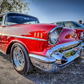 Classic Chevy by Ron Meyers - Transportation Automobiles