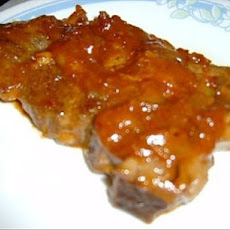 Marmalade Glazed Pork Chops