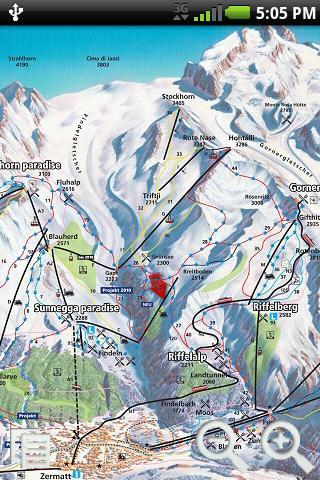 Geoskiing: Matterhorn
