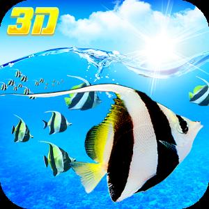Aquarium fish live wallpaper apk for blackberry download for Live fish games