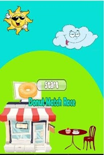 Donut Games For Kids - screenshot