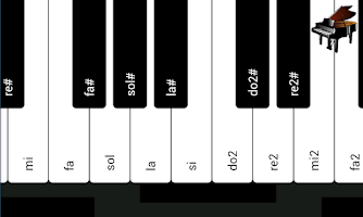 Screenshot of ePiano (Easy Piano)