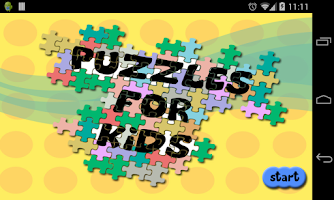 Screenshot of Jigsaw Puzzle for Kids