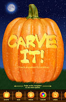Screenshot of Carve It! (Halloween)