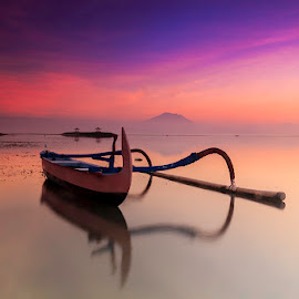 Morning Glory by Krisnantara WP - Landscapes Sunsets & Sunrises