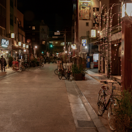 by Edwin Caronongan - City,  Street & Park  Neighborhoods ( japan, travel, street photography )