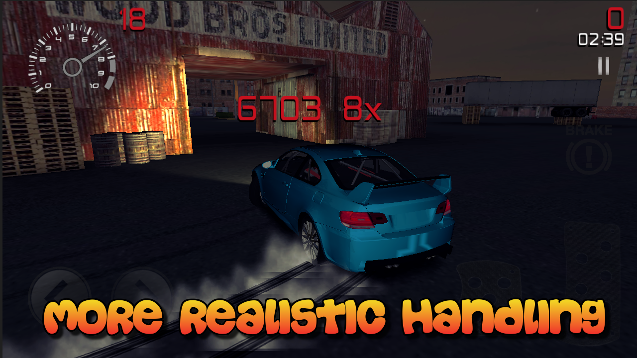Drifting BMW 2 : Car Racing Screenshot 2