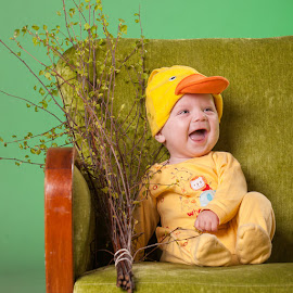Happy Easter by Pawel Wodnicki - Babies & Children Children Candids
