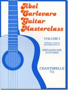 Guitar Master Class 1