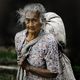 by Abhirama Arro - People Portraits of Women (  )