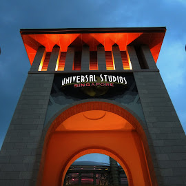 Universal Studio Singapore by Noor Azmi - Buildings & Architecture Other Exteriors