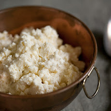 Fresh Whole Milk Ricotta Recipe