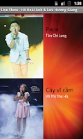 Screenshot of The Voice kids Of Viet Nam