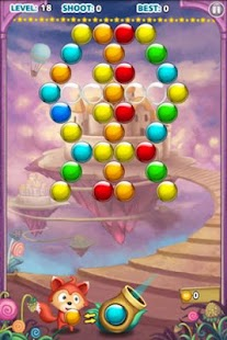 Screenshots  Bubble Shooter