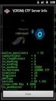 Screenshot of Quake3 Tracker