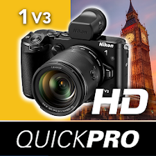 Nikon 1 v3 from QuickPro