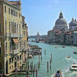 Venice by Andrea Riccobene - City,  Street & Park  Historic Districts (  )