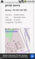 Screenshot of Network Tools - Free