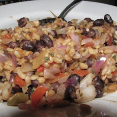 Black Beans and Barley