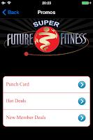 Screenshot of Super Future Fitness