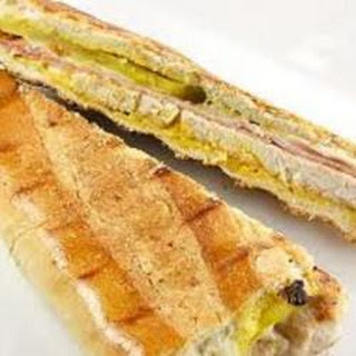OMG The Cuban Sandwich