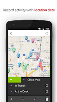 Screenshot of GPS Punch! - Asia-Pacific