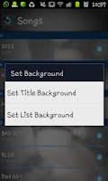 Screenshot of Chameleon Player(Lite version)