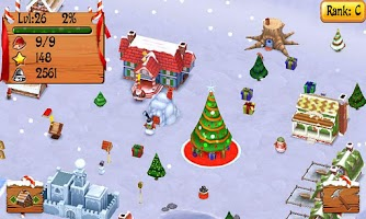 Screenshot of Santa's Village