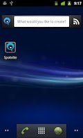 Screenshot of Spotvite