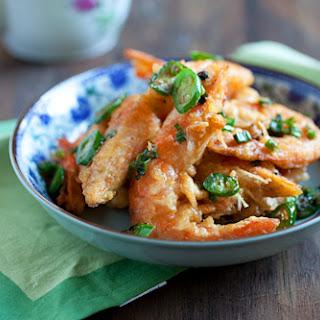 Salt And Pepper Shrimp Batter Recipes