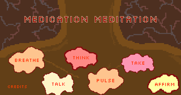 Medication Meditation - screenshot