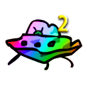 Alien Splash II icon