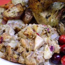 Apple and Cranberry Stuffing