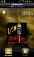 Screenshot of Urban HotSpot