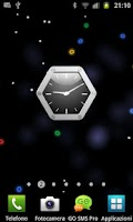 Screenshot of FREE METAL CLOCK GNOKKIA