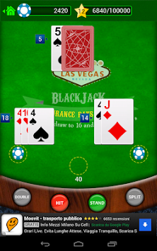 BlackJack 21 Free 154062 APK screenshot thumbnail 10