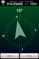Screenshot of Master Compass