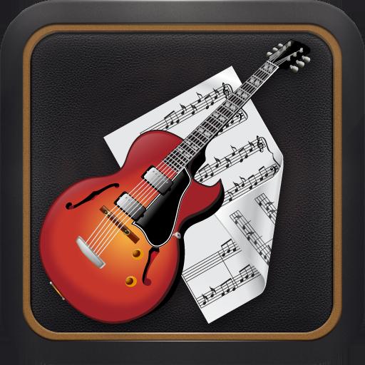 Pocket Jamz Guitar Tabs 音樂 LOGO-阿達玩APP