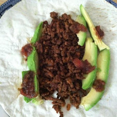 Ground Beef Taco Filling
