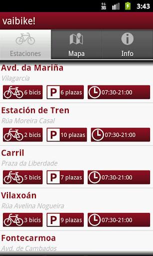 【免費交通運輸App】vaibike-APP點子
