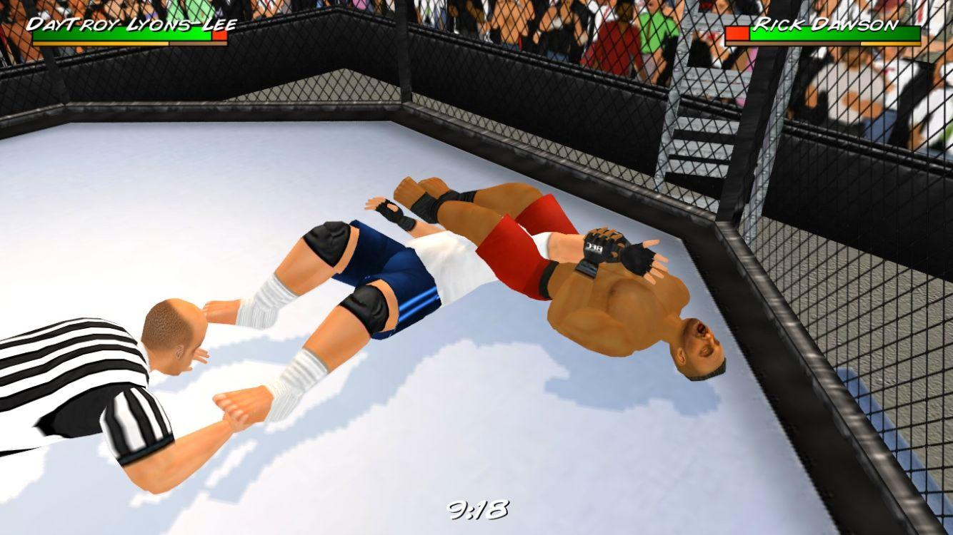 Wrestling Revolution 3D Screenshot 17