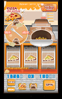 Screenshot of Pizza Slot Machine