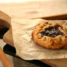 Free-Form Fruit and Nut Pies