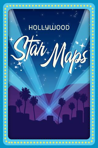 Hollywood Star Maps